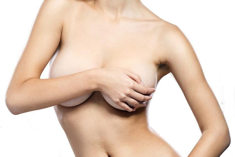 Brust Frau